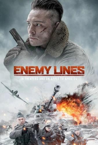 Enemy Lines 2020 DVDRip x264-RedBlade