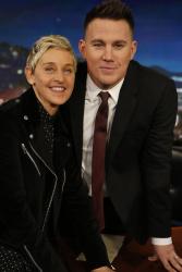 Ellen DeGeneres - Jimmy Kimmel Live: November 1st 2017