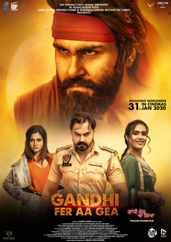Gandhi Fer Aa Gea (2020) Punjabi 1080p WEB-DL AVC AC3-DUS Exclusive