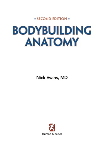 Bodybuilding Anatomy, 2nd Edition