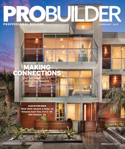 Professional Builder - February (2020)