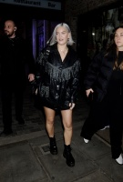 Anne-Marie -           Cara Delevingne x Nasty Gal Launch Party London October 22nd 2019.