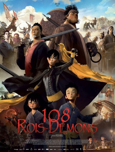 The Prince and the 108 Demons (2014) 720p WEBRip x264 [Dual Audio][Hindi+Korean]