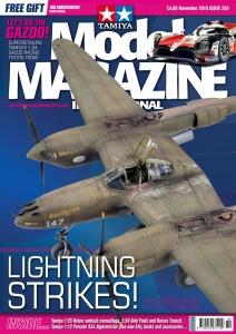 Tamiya Model Magazine - Issue 289 - November (2019)