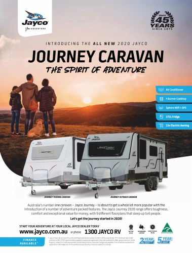 Caravan World - April (2020)