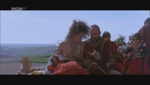 Jennifer Jason Leigh / Blanca Marsillach / others / Flesh+Blood / nude /  (US 1985) 6wIwEJ4A_t