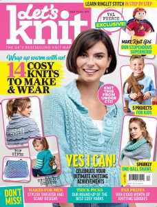Let ' s Knit - Issue 152 - December 2019