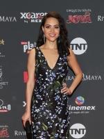 Alyssa Diaz - Premios Platino 2019 at Occidental Xcaret Hotel in Playa del Carmen, Mexico 12.5.2019