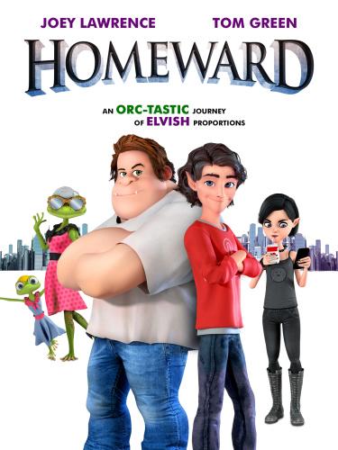 Homeward 2020 720p WEBRip 800MB x264-GalaxyRG