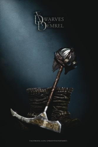 The Dwarves of Demrel 2018 WEBRip x264-ION10