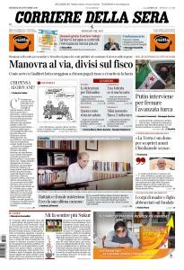 Corriere della Sera - 16 10 (2019)