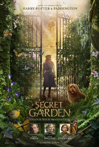 The Secret Garden 2020 HDRip XviD AC3-EVO