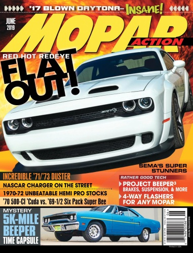 Mopar Action - June (2019)