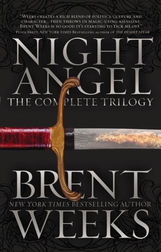 Brent Weeks Night Angel Trilogy 01-03