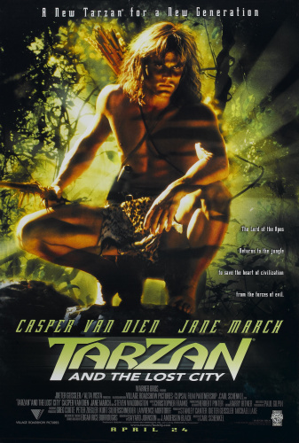 Tarzan and The Lost City (1998) 720p WEB-DL x264 Dual Audio Hindi DD 2 0 - English...