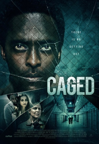 Caged 2021 HDRip XviD AC3-EVO