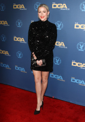 Kathleen Robertson - 71st Annual DGA Awards in Los Angeles 02/02/2019