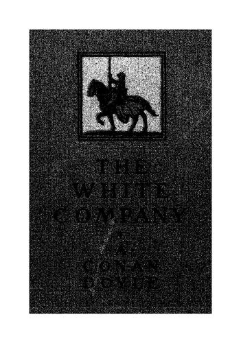 2015 58627 The-White-Company-A-Conan-Doyle