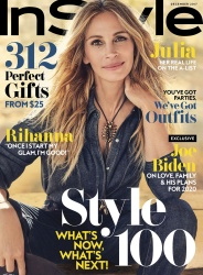 Julia Roberts - US InStyle December 2017