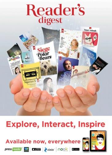 Reader ' s Digest Australia & New Zealand - April (2020)