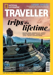 National Geographic Traveller UK - July-August (2019)