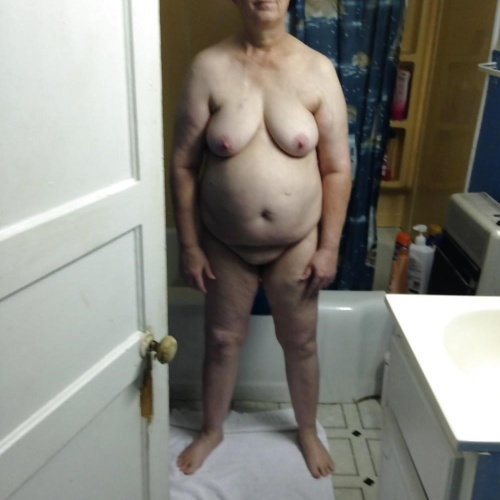 My old granny porn