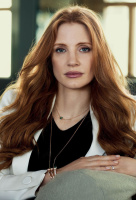 Jessica Chastain - Vogue Arabia May 2018