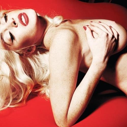 Lindsay lohan playboy nude pics