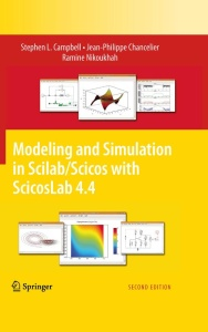 Modeling and Simulation in Scilab-Scicos with ScicosLab 4 4