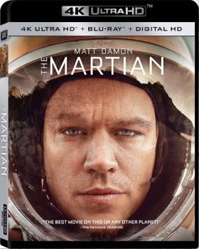 Sopravvissuto - The Martian (2015) Full Blu-Ray 4K 2160p UHD HDR 10Bits HEVC ITA DTS 5.1 ENG DTS-HD MA 7.1 MULTI
