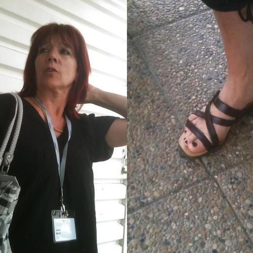 French girls feet worship