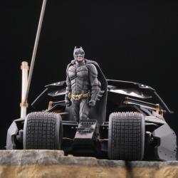 Batman : Batmobile Tumbler in Gotham City figure - Legacy of Revoltech (Revoltech) VOAjA3RF_t