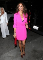 Brooke Burke -                 Dog Pound Gym Grand Opening West Hollywood May 9th 2019.