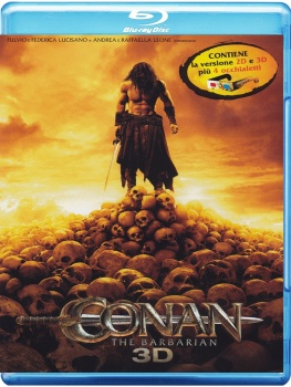 Conan the Barbarian (2011) .mkv HD 720p HEVC x265 AC3 ITA-ENG