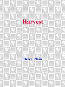 Harvest - Belva Plain