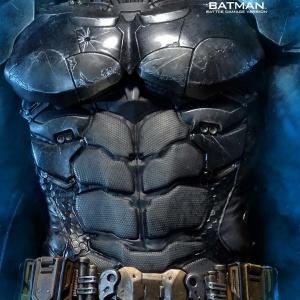 Batman : Arkham Knight - Batman Battle damage Vers. Statue (Prime 1 Studio) HSEaHTaK_t