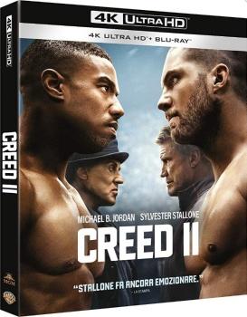 Creed II (2018) Full Blu-Ray 4K 2160p UHD HDR 10Bits HEVC ITA DD 5.1 ENG Atmos/TrueHD 7.1 MULTI