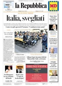 la Repubblica - 09 11 (2019)