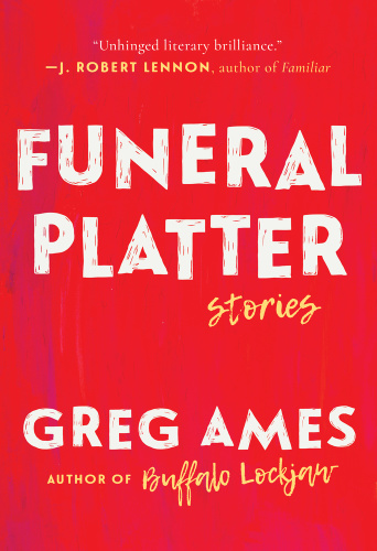 Funeral Platter   Greg Ames