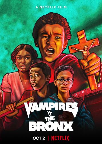 Vampires vs The Bronx 2020 HDRip XviD AC3-EVO