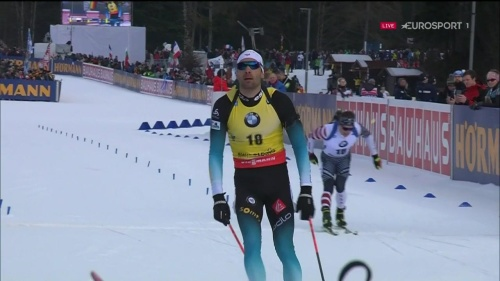 Biathlon 2020 01 16 Ruhpolding Sprint Men 720p h264-NX