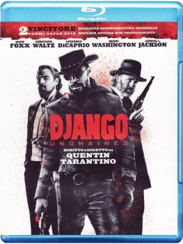 Django Unchained (2012) BD-Untouched 1080p AVC DTS HD-AC3 iTA-ENG