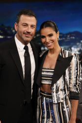 Roselyn Sanchez - Jimmy Kimmel Live: August 13th 2019