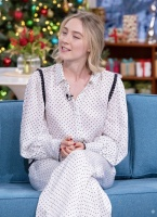 Saoirse Ronan -      ''The Zoe Ball Breakfast Show'' London December 17th 2019.