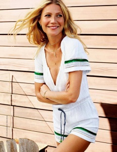 Gwyneth Paltrow -                                     YO Dona Magazine (Italy) June 2018.