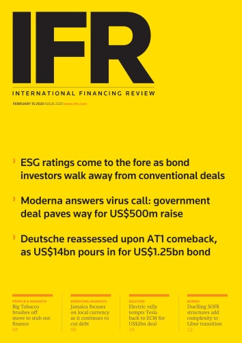 IFR Magazine  February 15 (2020)