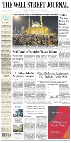 The Wall Street Journal - 07 11 (2019)