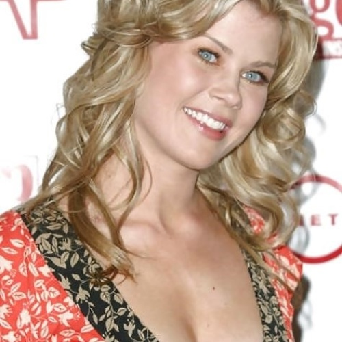 Nude pictures of alison sweeney