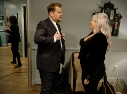 Elle King - The Late Late Show with James Corden: November 13th 2018