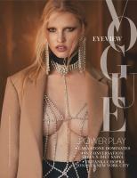 Lara Stone -     Vogue Magazine (India) September 2019.